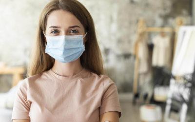 Come proteggere la pelle dalle irritazioni della mascherina